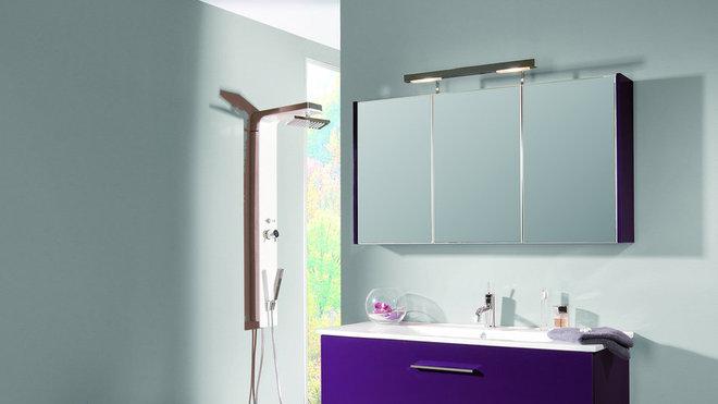 Meuble haut miroir salle de bain leroy merlin - Boutique ...