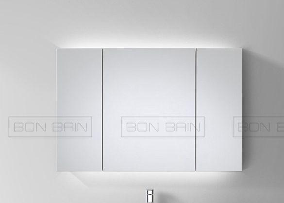 Meuble haut de salle de bain avec miroir boutique gain de - Meuble haut salle de bain avec miroir ...