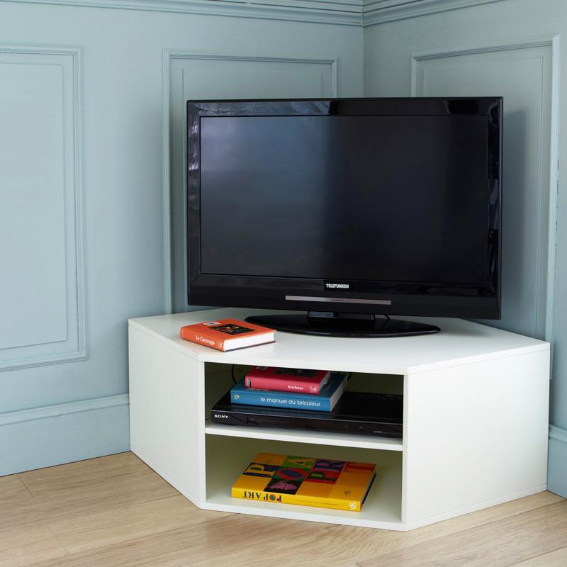 meuble tv d 39 angle design pas cher boutique gain de. Black Bedroom Furniture Sets. Home Design Ideas