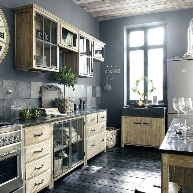 meuble haut cuisine campagne boutique gain de. Black Bedroom Furniture Sets. Home Design Ideas