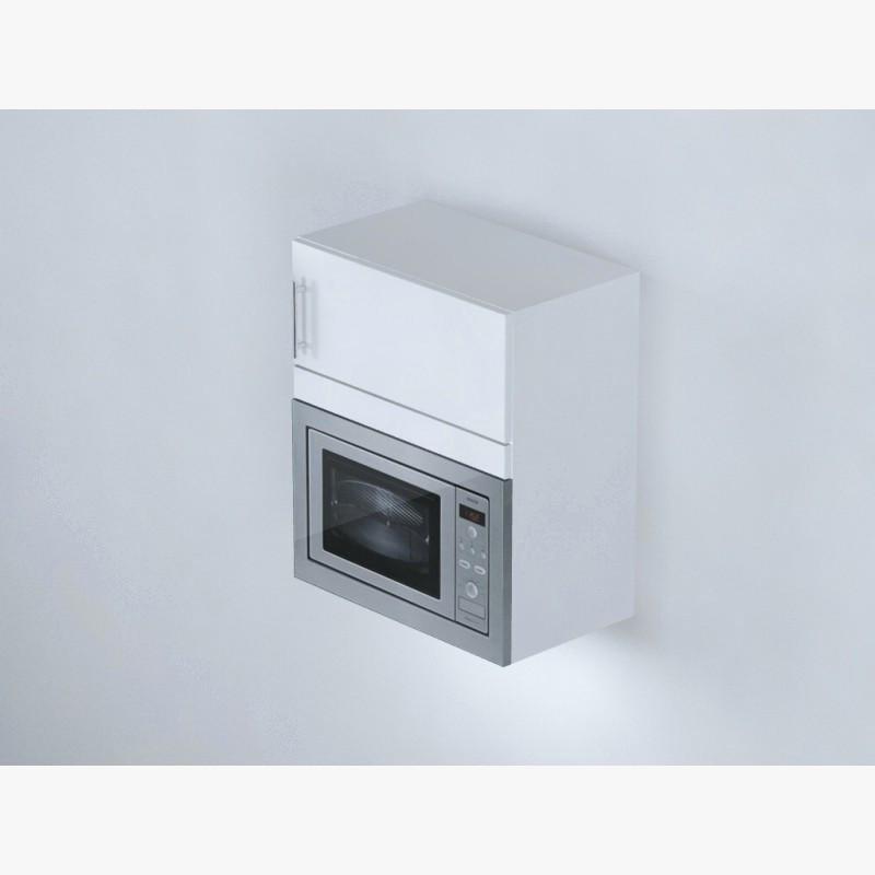 Micro onde grill encastrable meuble haut