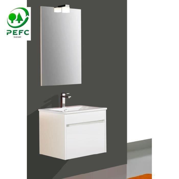 Meuble haut salle de bain 40 cm - Boutique-gain-de-place.fr