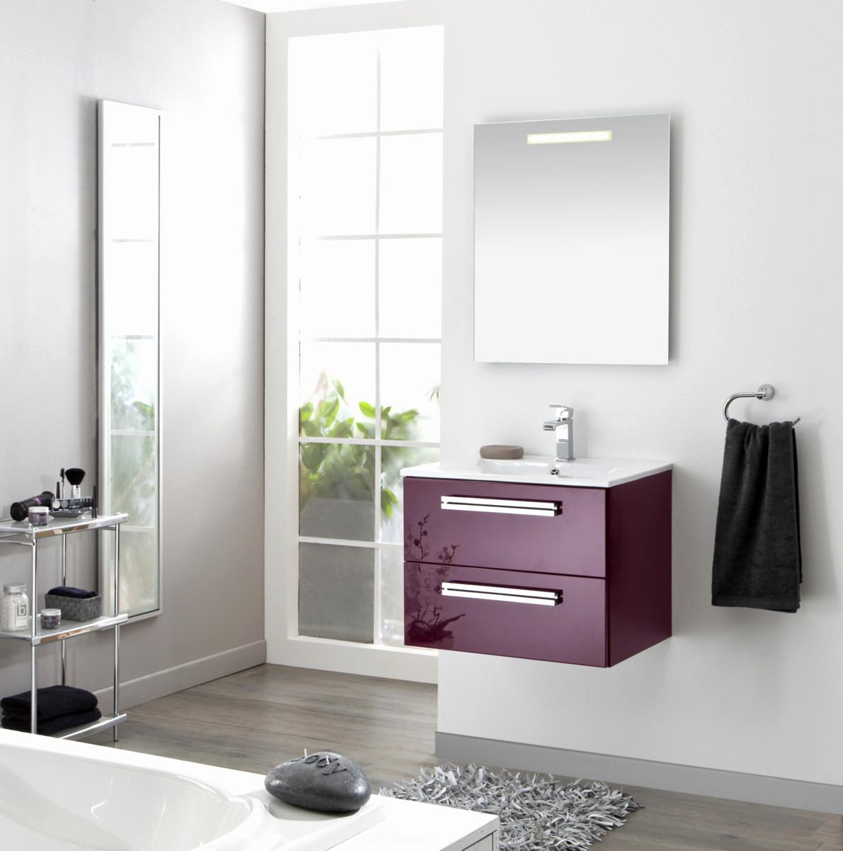 Meuble haut salle de bain cedeo - Boutique-gain-de-place.fr