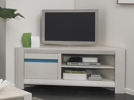 meuble d 39 angle tv salon boutique gain de. Black Bedroom Furniture Sets. Home Design Ideas