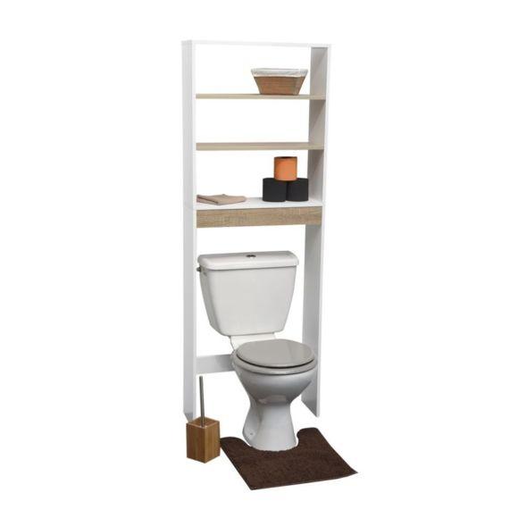 meuble dessus de wc pas cher boutique gain de. Black Bedroom Furniture Sets. Home Design Ideas