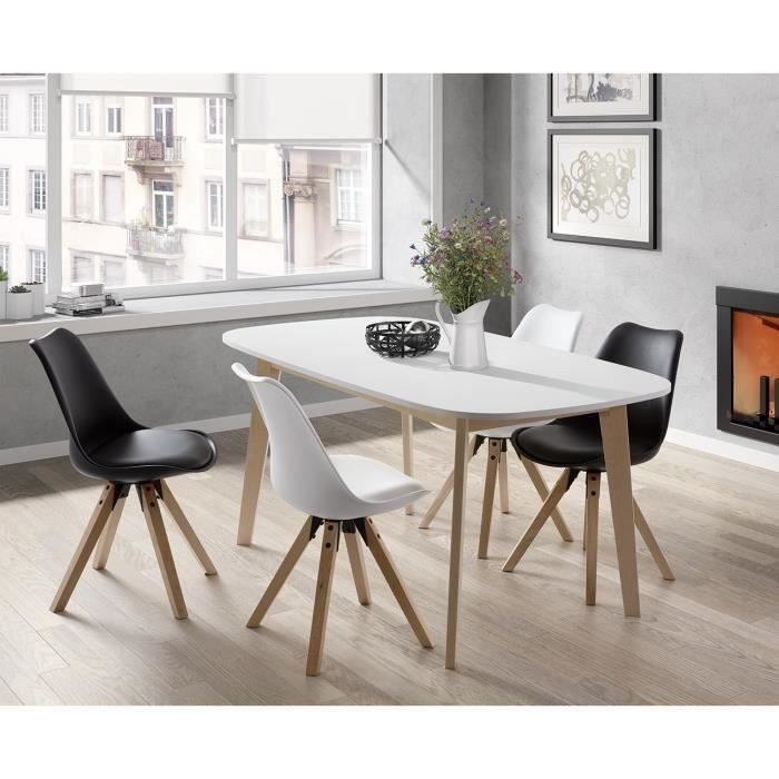 Table a manger scandinave cdiscount