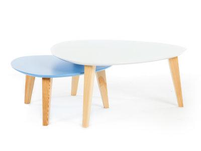 Table basse scandinave tunisie