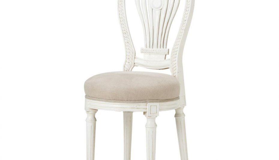Chaise blanche scandinave fly - Boutique-gain-de-place.fr