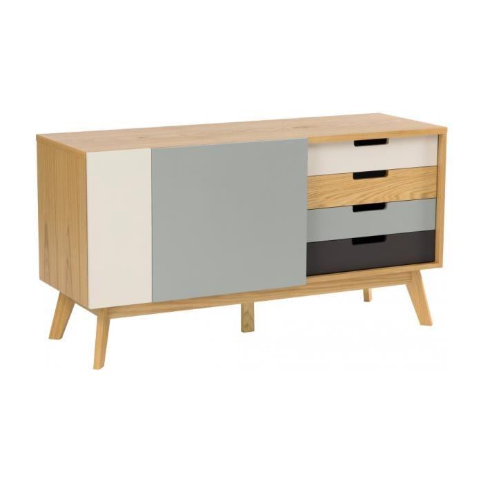 meuble enfilade scandinave pas cher - boutique-gain-de-place.fr