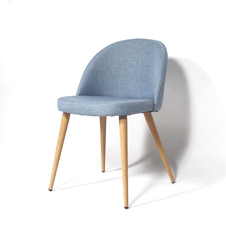Chaise Scandinave Bleu Conforama Boutique Gain De Place Fr