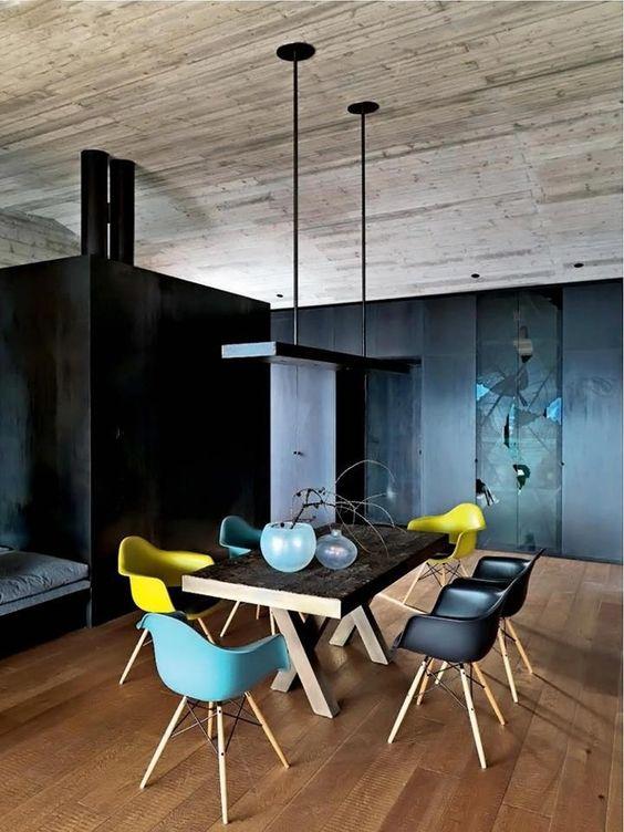 Quel Table Avec Chaise Scandinave Boutique Gain De Place Fr