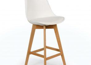 chaise scandinave patchwork bleu. Black Bedroom Furniture Sets. Home Design Ideas