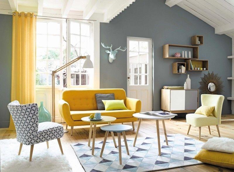 Deco Salon Moderne Scandinave