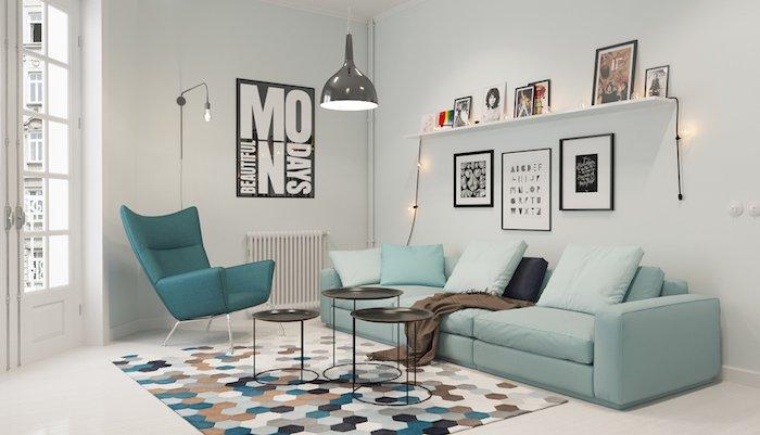 Ikea Salon Scandinave Boutique Gain De Place Fr