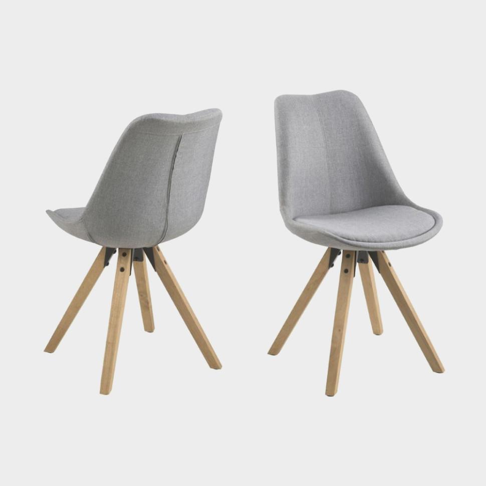 Chaise Scandinave Ikea Tissu Boutique Gain De Place Fr