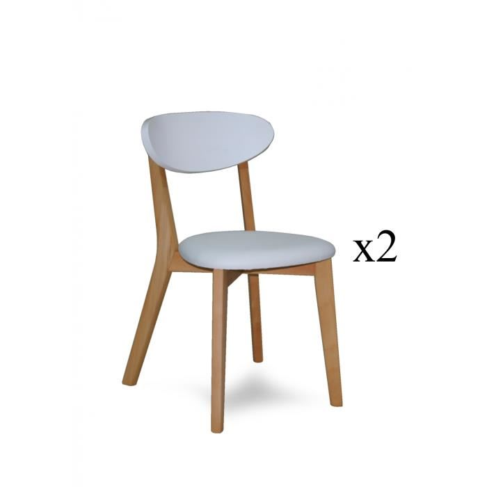 Chaise style scandinave fly boutique gain de - Fly chaise cuisine ...