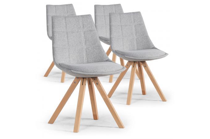chaise scandinave pas chers boutique gain de. Black Bedroom Furniture Sets. Home Design Ideas