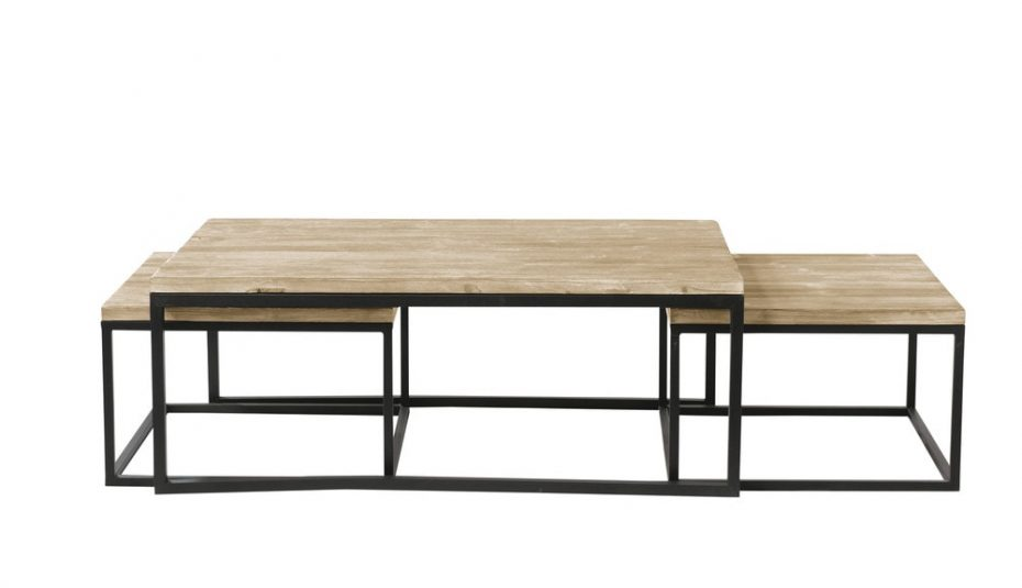 Table scandinave fer