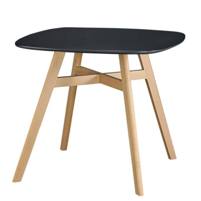 Table carrée scandinave 8 personnes