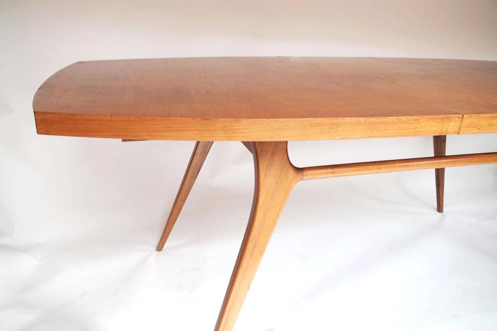 Table A Manger Vintage Scandinave Boutique Gain De Place Fr