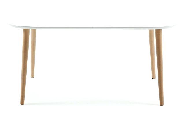 table scandinave ovale rallonge boutique gain de. Black Bedroom Furniture Sets. Home Design Ideas