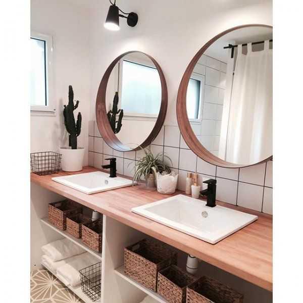 Idée deco salle de bain scandinave - Boutique-gain-de-place.fr