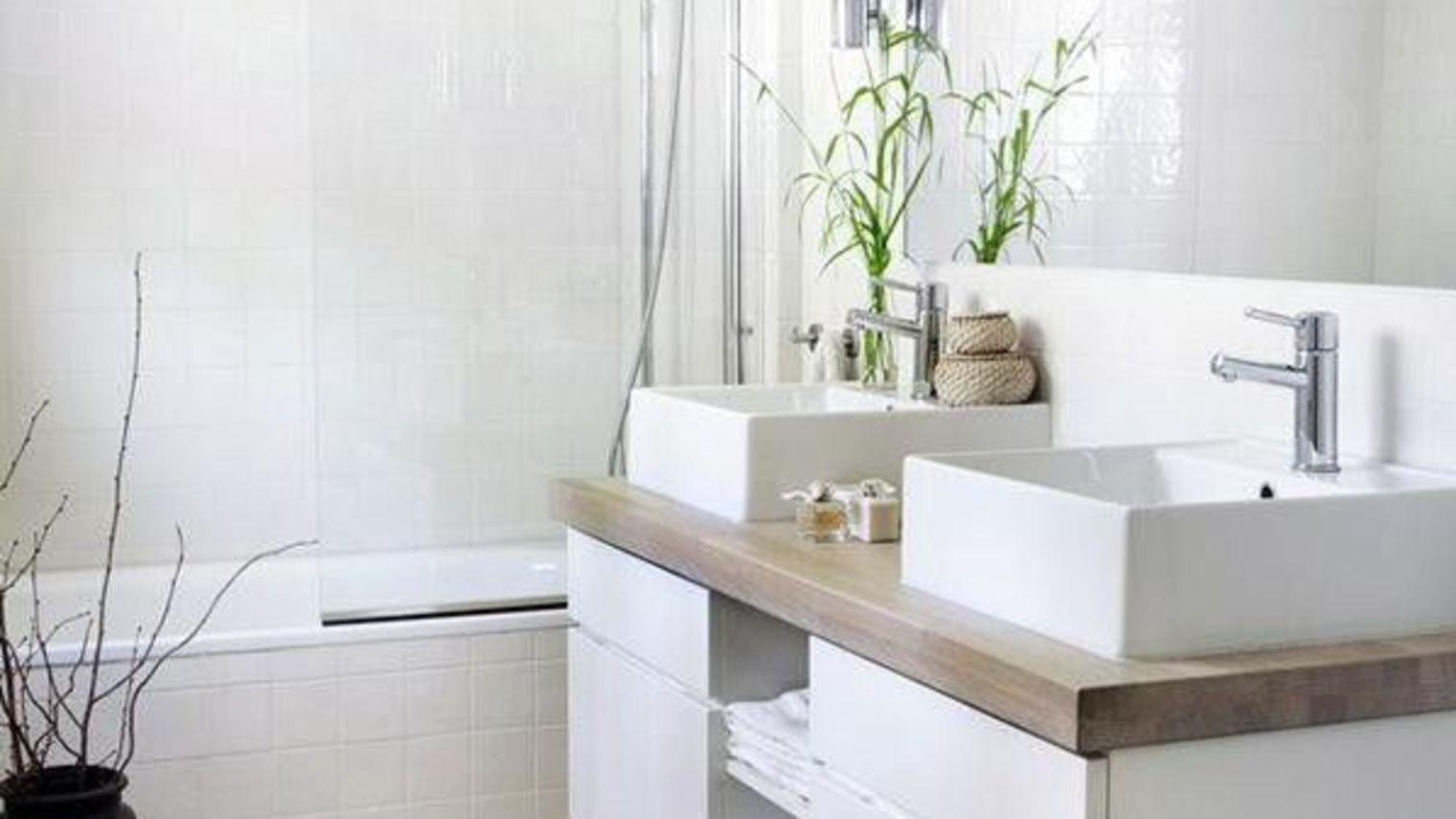 Déco scandinave pour salle de bain - Boutique-gain-de-place.fr