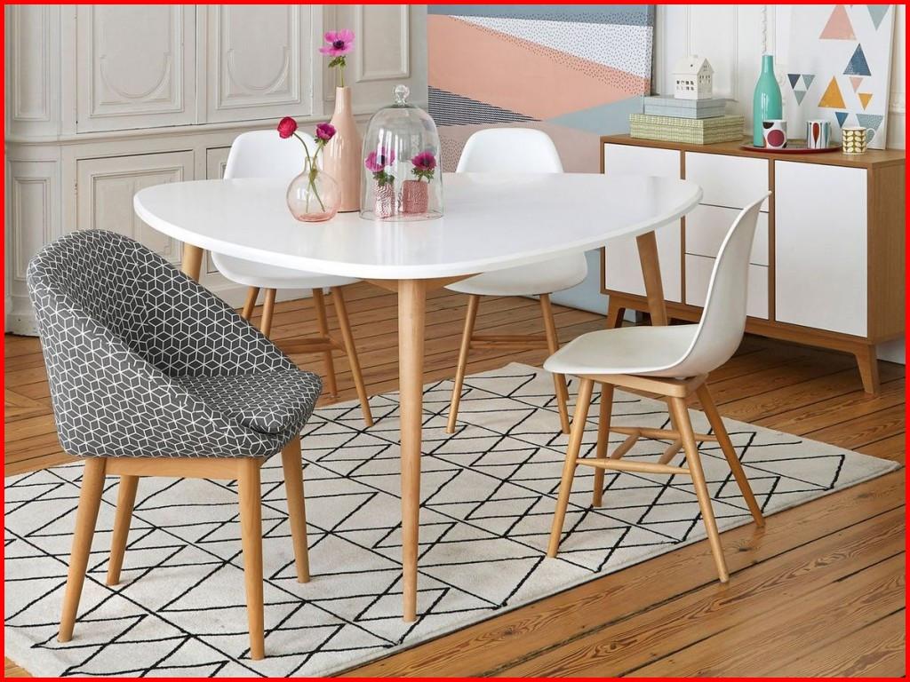 Table salle manger scandinave - Boutique-gain-de-place.fr