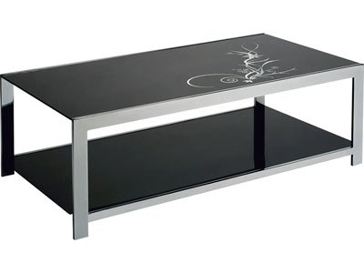 Table Basse Conforama Glamour Boutique Gain De Place Fr