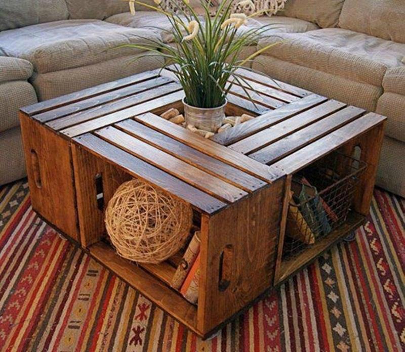 Boutique Table Bois Avec Caisse Gain De Basse NPkX8n0Ow