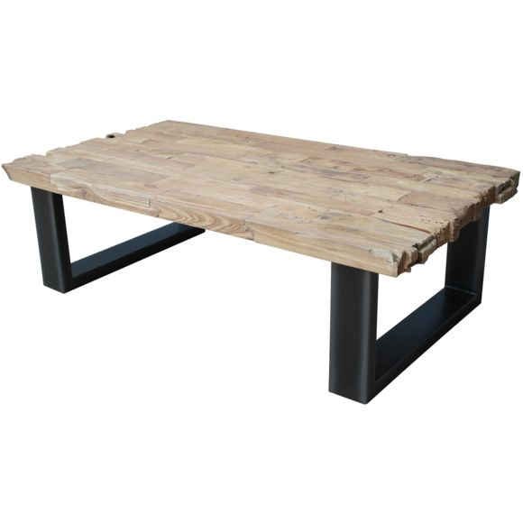 Genial Table Basse Bois Massif Rustique