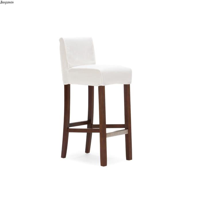 housse pour chaise de bar ikea