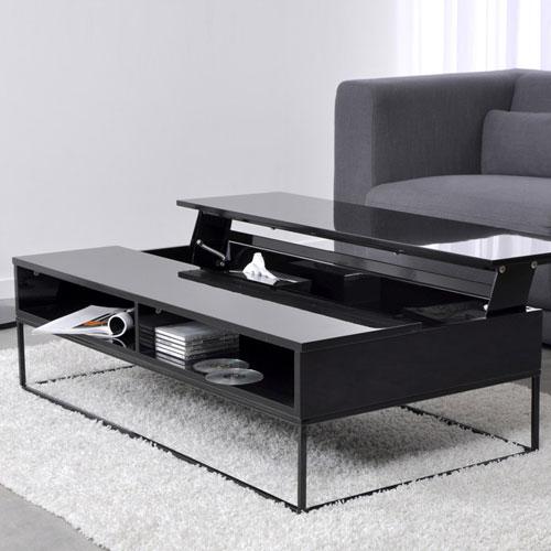 Table Avec Boutique Gain Basse Noir Relevable De Plateau fgv7Y6yb