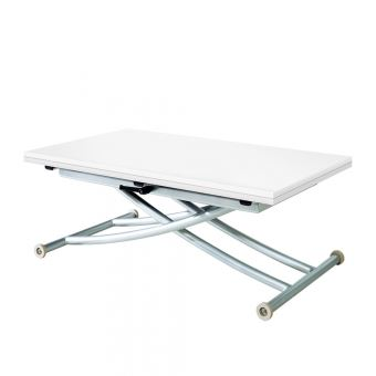 3b9c12cf9a490 Table basse relevable laquée - Boutique-gain-de-place.fr