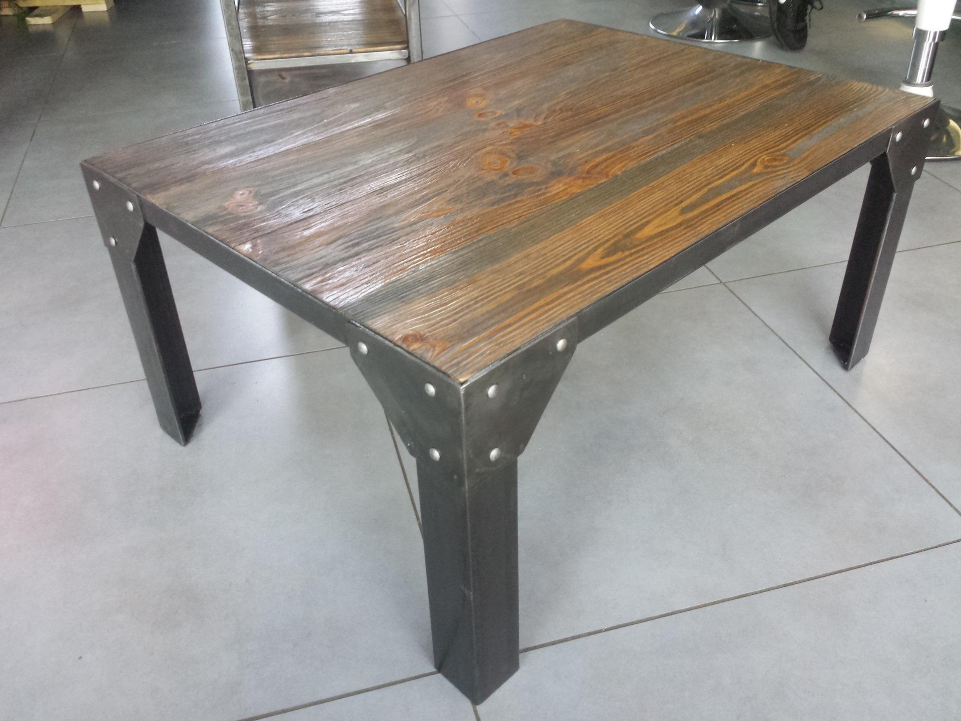 Gain Fabriquer Basse Table Sa Industrielle Boutique De N80vOynmwP