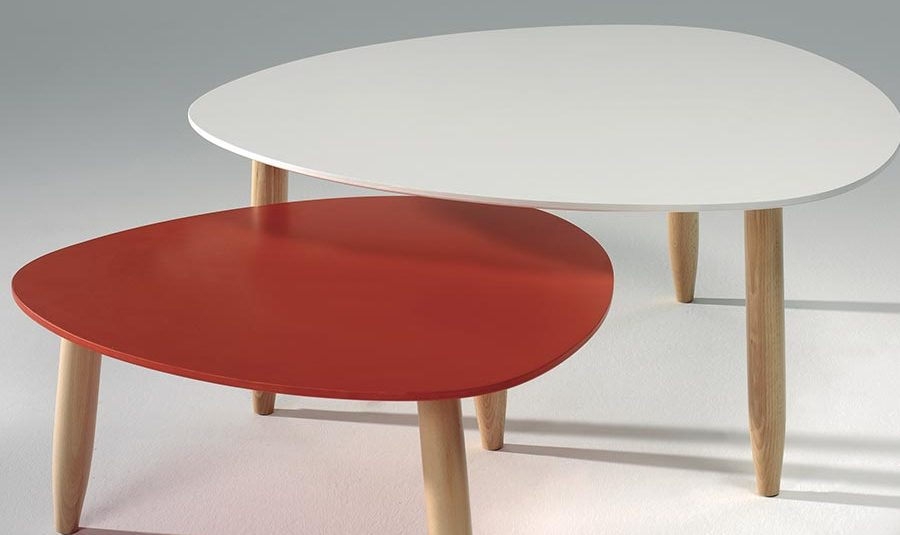 Table Basse Scandinave Tunis