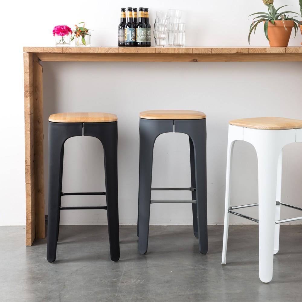 Ikea Tabouret De Bar Bois Boutique Gain De Place Fr