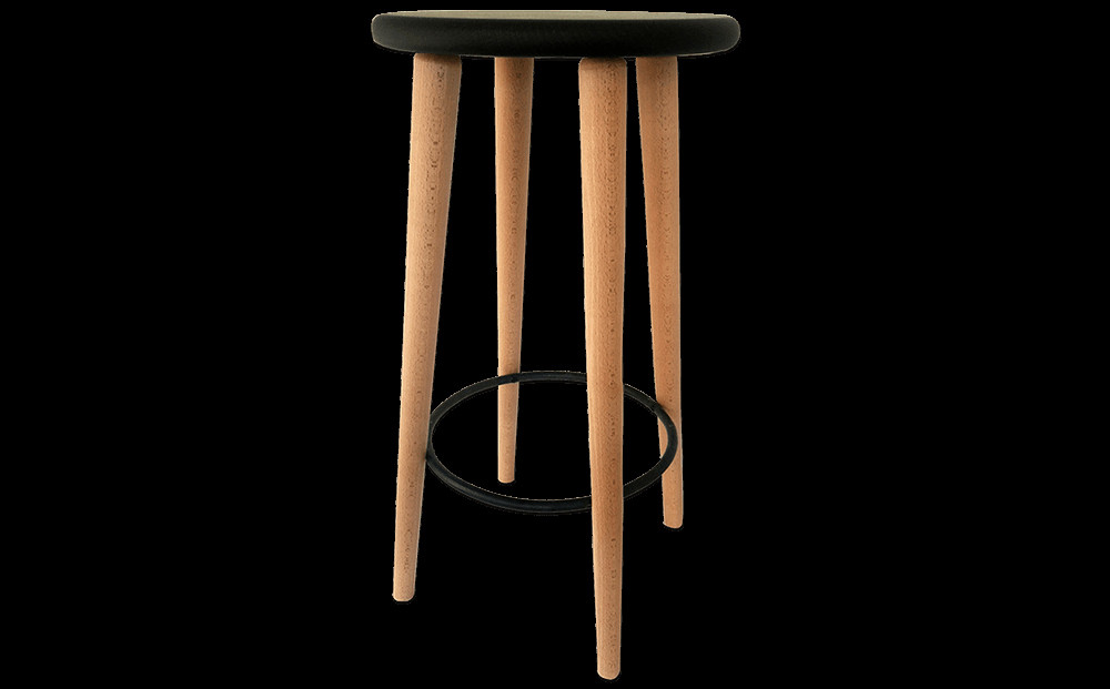 assise seule pour tabouret de bar castorama boutique. Black Bedroom Furniture Sets. Home Design Ideas