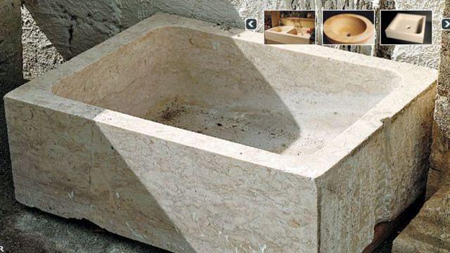 Evier cuisine en pierre prix