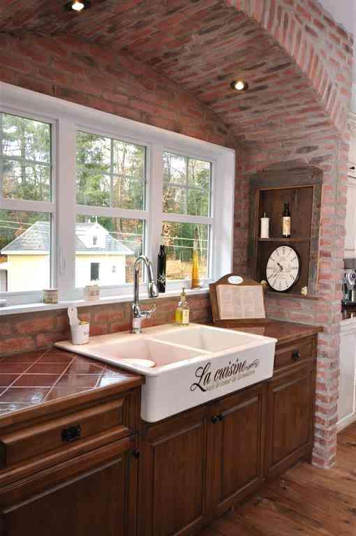 Evier de cuisine en pierre ancien boutique gain de - Evier cuisine en pierre ...