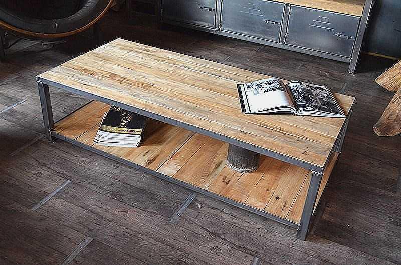 Table Gain De Palette En Boutique Bois Basse Fabriquer Y29WEDHI