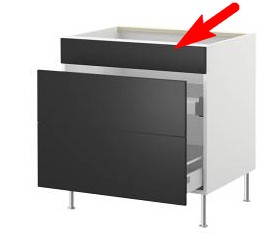 Meuble Sous Evier 100 Cm Ikea