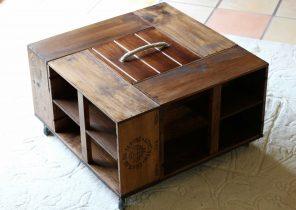 table basse palette achat boutique gain de. Black Bedroom Furniture Sets. Home Design Ideas