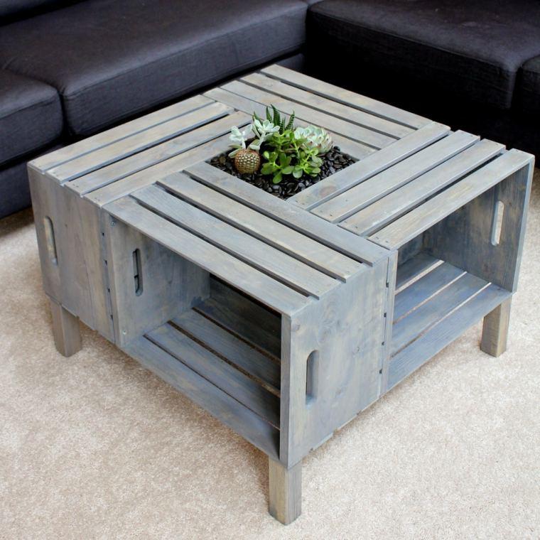 Meuble Palette Bois Table Basse