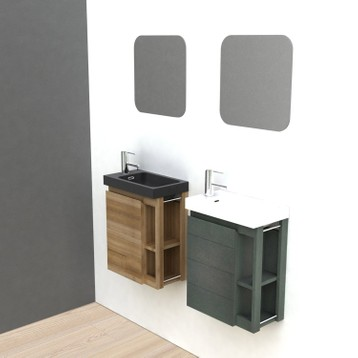 Meuble Sous Evier Toilette Boutique Gain De Placefr