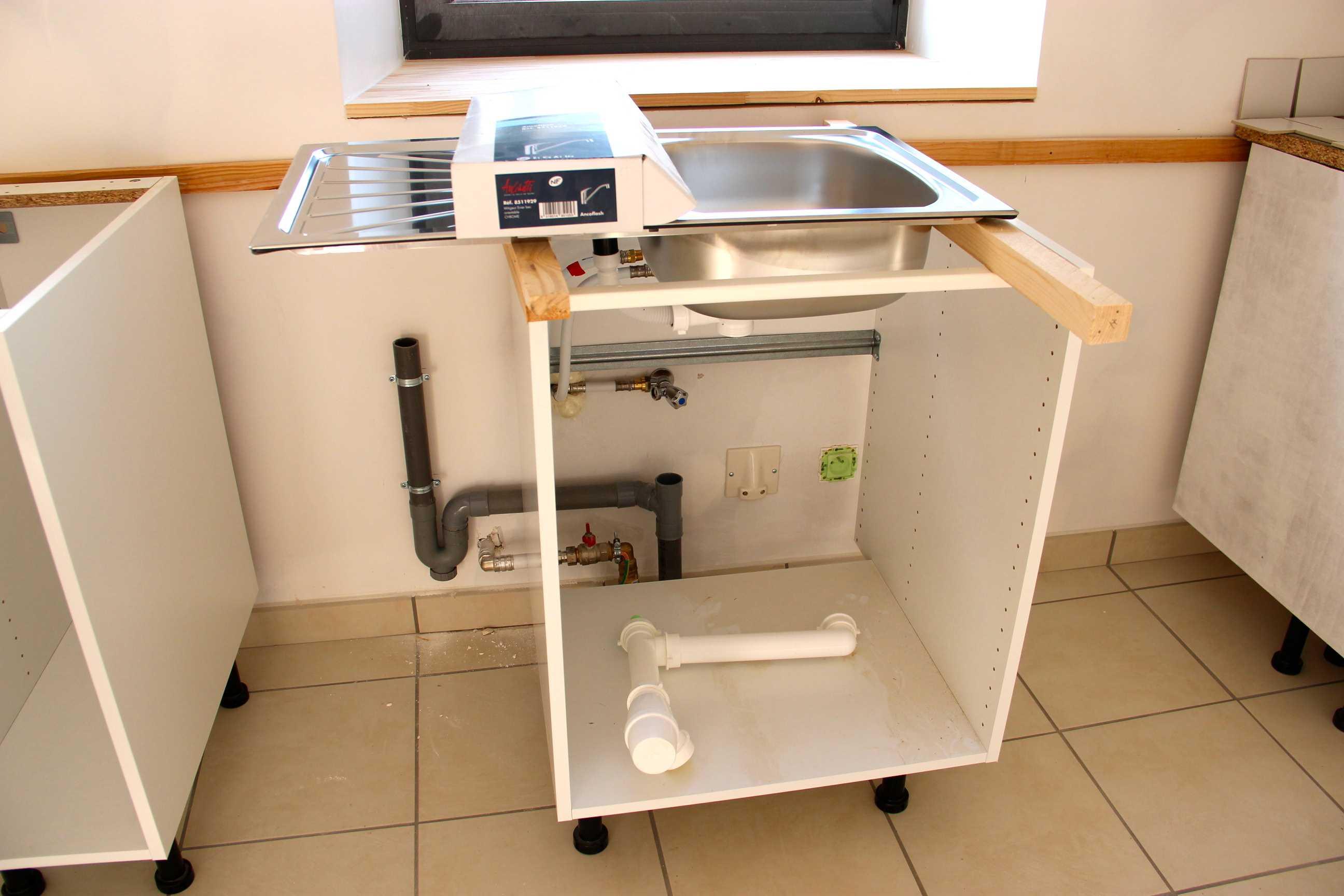 Meuble Evier Lave Vaisselle Ikea Boutique Gain De Place Fr