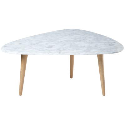 Basse Table Boutique Marbre Gain Silvera De 0mNnv8w