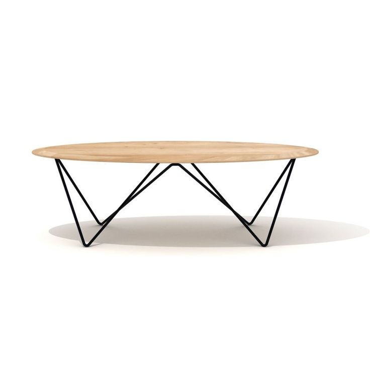 Table Basse Ovale Bois Verre Boutique Gain De Place Fr