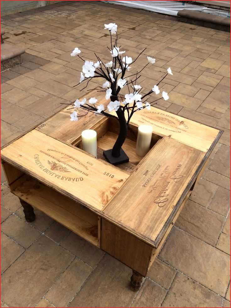 Maison De Boutique Table Fais En Gain Basse Bois tdxQhrsC
