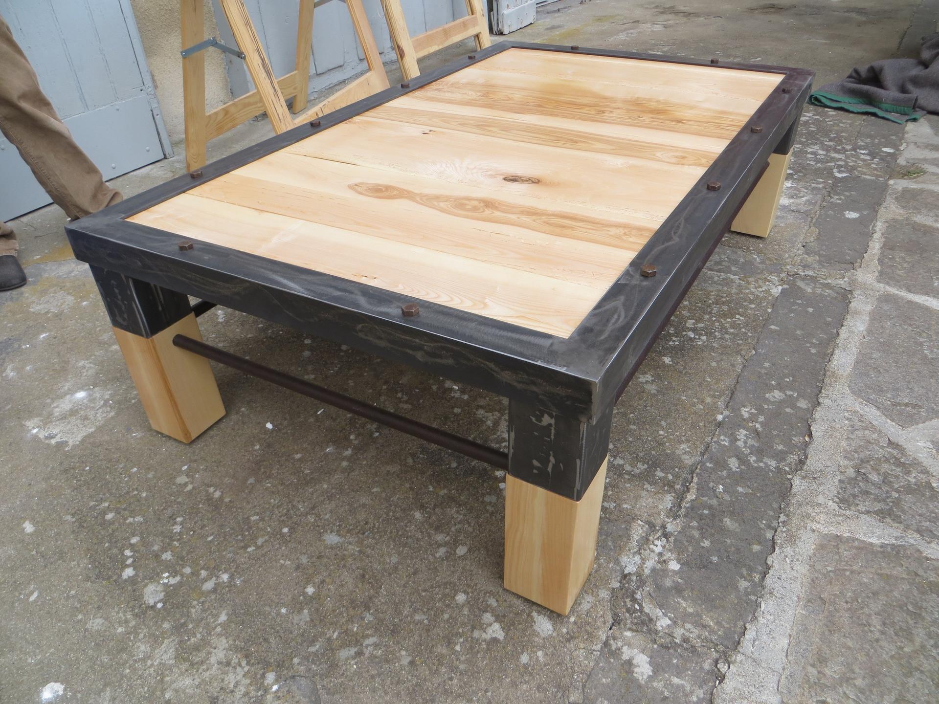 construire une table basse pas cher - boutique-gain-de-place.fr